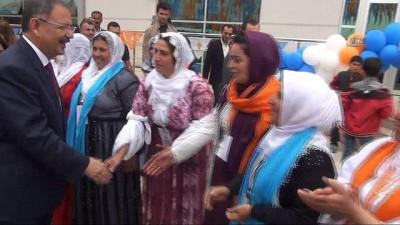 """Bakan Özhaseki: """"Hep birlikte Şırnak'ta yaşamanın keyfini çıkaracağız"""""""