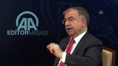 cumhurbaskani - Bakan Yılmaz: 'Bu, Türkiye Cumhuriyeti'nin son erken seçimidir' - ANKARA