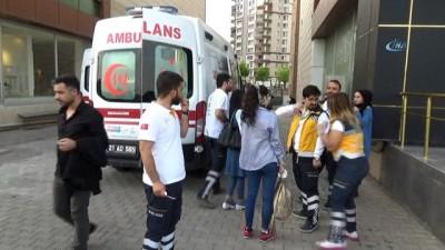 Çağrı merkezinde zehirlenme: 104 kişi hastaneye kaldırıldı