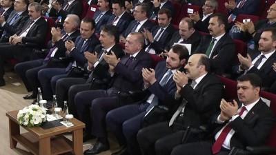 Cumhurbaşkanı Erdoğan: 'Kandilli ülkemizin en önemli deprem araştırma merkezidir' - İSTANBUL