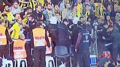 Fenerbahçe-Beşiktaş derbi soruşturması genişletildi: 8 gözaltı