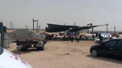 israil - Gazze Şeridi'ndeki 'Büyük Dönüş Yürüyüşü' dördüncü haftasında - REFAH