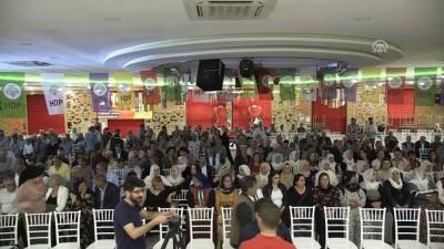 HDP'nin 'Halk Buluşması' etkinliği - ADANA