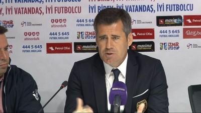 Hüseyin Eroğlu: 'Play-off'a kalmak istiyoruz'