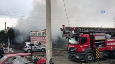 Iğdır'da tüpçü dükkanında patlama: 1 ölü, 1 yaralı