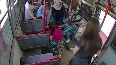 hastane - Kalp krizi geçiren yolcu hastaneye halk otobüsüyle götürüldü - ANTALYA
