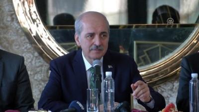 beraberlik - Kurtulmuş: 'Yeni dönemde güçlü Türkiye'yi oluşturmak mecburiyetindeyiz' - ŞANGHAY