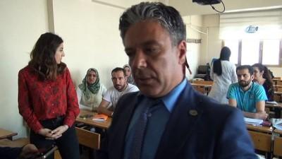 Manisa'daki mültecilerin Türkçe azmi