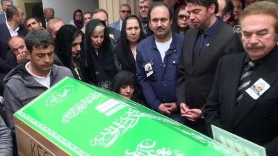 Şair Cemal Safi, son yolculuğuna uğurlandı - ANKARA