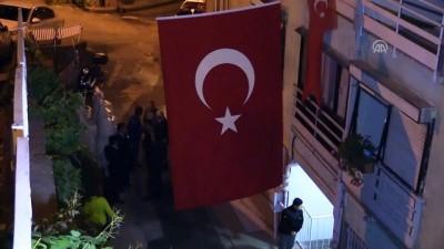 Şehit Piyade Uzman Çavuş Çobanoğlu'nun baba evi - BURSA