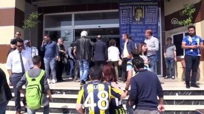 Tatil edilen Fenerbahçe-Beşiktaş derbisi - Fenerbahçe Kulübü Başkan Adayı Koç - MUĞLA