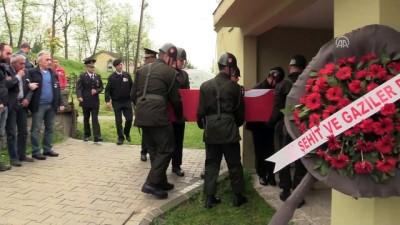 Trafik kazasında ölen jandarma uzman çavuş toprağa verildi - BARTIN