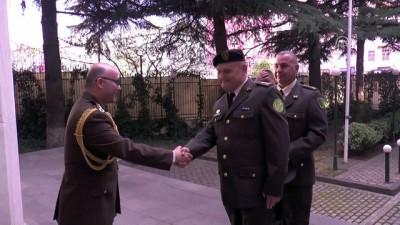 Türkiye-Gürcistan askeri eğitim iş birliğinin 20. yıldönümü - TİFLİS