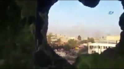 teror orgutu -  - Yermük Kampında Hava Saldırısı: 3 Ölü