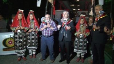 Yörükler Anadolu'ya girişin bininci yılı için yola çıktı