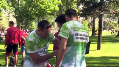 70 ülkeden 7 bin sporcu Belgrad'da koştu - BELGRAD