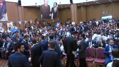 """AB Bakanı ve Başmüzakereci Ömer Çelik: """"Hiç kimse Türkiye'yi büyük ufuklarından ve hedeflerinden vazgeçiremez"""""""