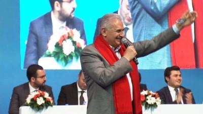 allah -  Başbakan Yıldırım: 'Artık kesintisiz demokrasiden, hukuk devletinden, milli iradenin mutlak hakimiyetinden geriye dönüş yoktur'