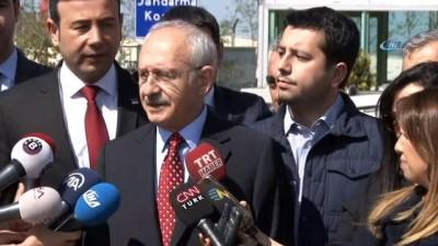 basin mensuplari -  CHP Genel Başkanı Kılıçdaroğlu: 'Parti meclisi Salı günü toplanacak. Oturup konuşacağız'
