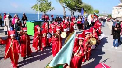 Çınarcık 13. Uluslararası Çocuk Halk Oyunları Festivali - YALOVA