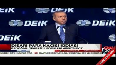 cumhurbaskani - Cumhurbaşkanı Erdoğan'dan net mesaj: Affetmeyiz