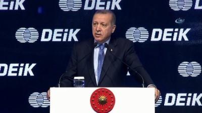 """Cumhurbaşkanı Erdoğan: """"Madem ana muhalefet 'hodri meydan' diyor, buyur meydan"""""""
