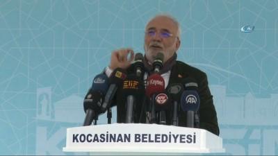 """Elitaş'tan İYİ Parti'ye: """"Bizim partimizi seçime sokmuyorlar' diye mağdur edebiyatı yapıyorlar"""""""