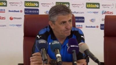 """Gancev: """"Oyuncularımız çok iyi çalışmanın meyvesini aldılar"""""""