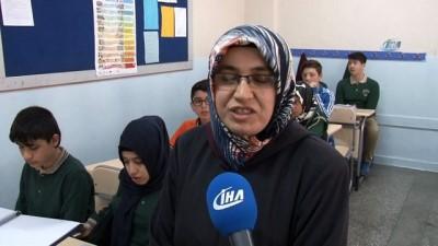 Görme engelli Muhammet, Kuran'ı Kerim'i okuma yarışmasında ikinci oldu