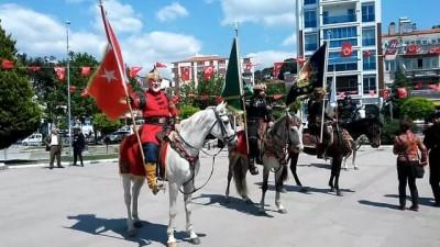 Kazdağları Yörük Türkmen Etkinlikleri 'Yörük göçü' ile başladı