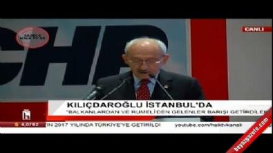 kemal kilicdaroglu - Kılıçdaroğlu'ndan İstiklal Marşı'nda büyük hata