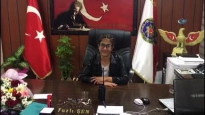 beraberlik -  Minik öğrenci Suriye sınırında emniyet müdürünün koltuğunu devraldı
