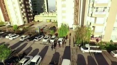Şırnak merkezli uyuşturucu operasyonu - 10 kişi tutuklandı - ŞIRNAK