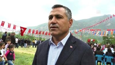 Şırnak'ta 'gençlik ve huzur' festivali