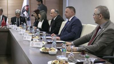 TBB Başkanı Feyzioğlu: 'Sandığa şaibe düşerse demokrasiye şaibe düşer' - ORDU