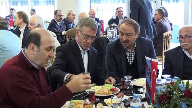 beraberlik - Trabzonspor camiası kahvaltıda buluştu - TRABZON