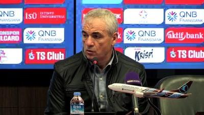 Trabzonspor-Demir Grup Sivasspor maçının ardından - TRABZON