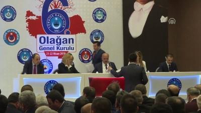 Türkiye Kamu-Sen 6. Olağan Genel Kurulu - Önder Kahveci - ANKARA