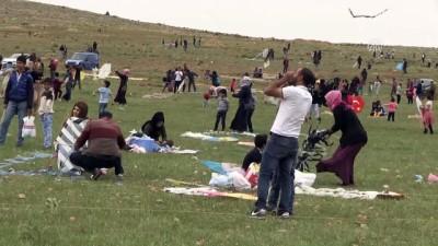 yurt disi - Uluslararası Mardin Uçurtma Festivali devam ediyor - MARDİN