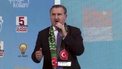 cumhurbaskani - Bakan Bak: '(CHP'li 15 milletvekilinin İYİ Parti'ye geçmesi) Bu CHP'nin geleneğinde eskiden beri var' - SAKARYA