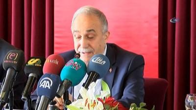 """Bakan Fakıbaba: """"24 Haziran seçimi sadece Türkiye için değil, mazlum ülkeler için de bir umut olacak"""""""