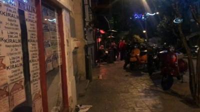 """- Beyoğlu'nun """"Sokak faresi"""" görenleri şaşkına çeviriyor"""