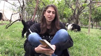 Cumhurbaşkanı Erdoğan'dan koyun otlatırken kitap okuyan Kader'e davet - SİİRT