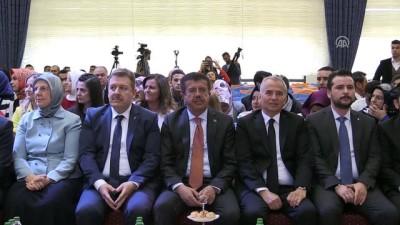Ekonomi Bakanı Zeybekci - CHP'den 15 milletvekilinin istifa etmesi - DENİZLİ