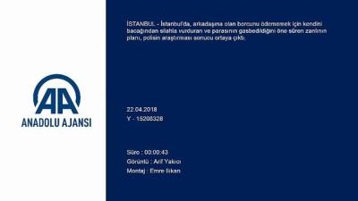 Gasp yalanını polis bozdu - İSTANBUL