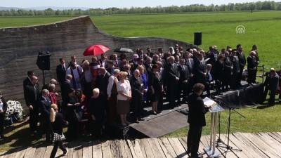 Hırvatistan'da İkinci Dünya Savaşı kurbanları anıldı - JASENOVAC
