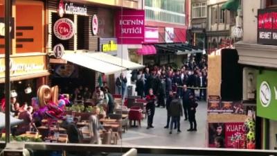 Restoranda pompalı tüfekle havaya ateş açtı - TRABZON