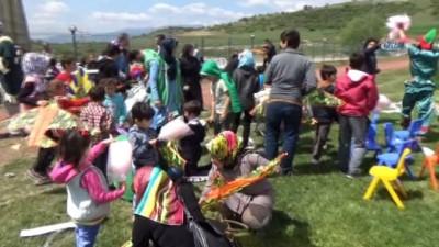 Simav'da 'Yetim Dayanışma Günü' etkinliği