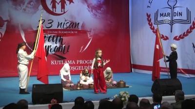23 Nisan Ulusal Egemenlik ve Çocuk Bayramı - MARDİN