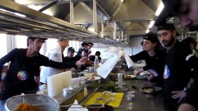4. Ulusal Aşçılık Kampı başladı - BOLU